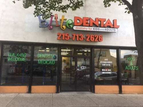 Family Dentist Located in Philadelphia
