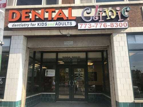 Family Dentist Located in Chicago
