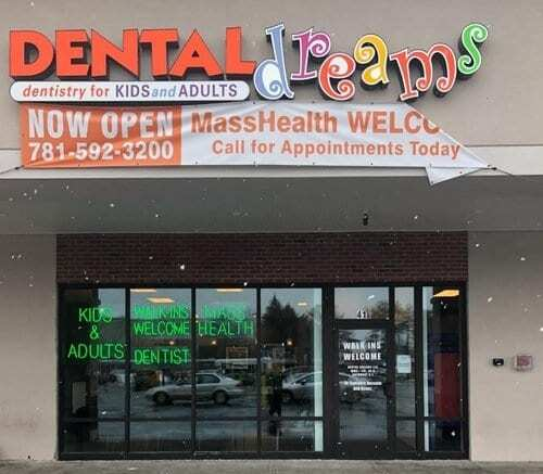 Family Dentist Located in Lynn