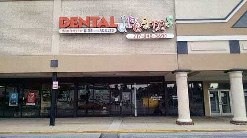 Family Dentist Located in York